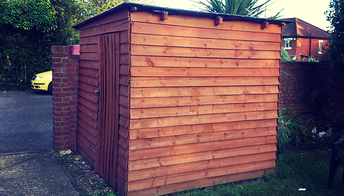 Hampshire Handyman Services shed building services