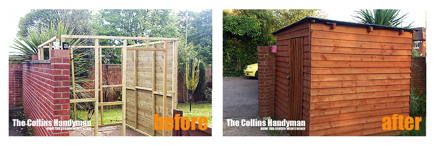 Customized Shed Building
