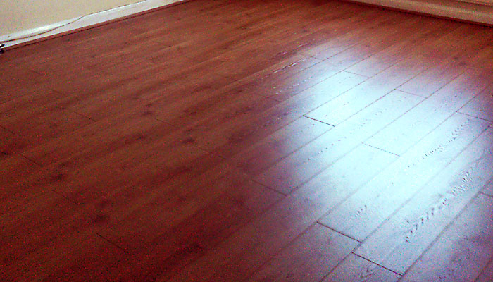 Hampshire Handyman Services laminate flooring