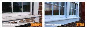 The Collins Handyman Windows Repair Services