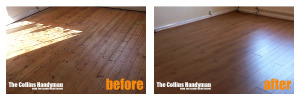 The Collins Handyman Flooring Services